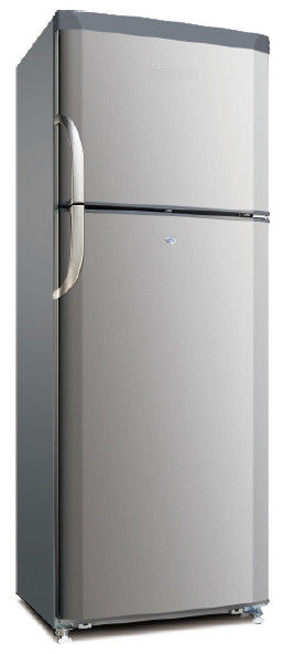 500L Direct Cool Low Energy Doube Doors Refrigerator , Home Appliance Defrost Refrigerator Freezer