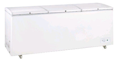 Three Doors Commercial Freezer, Deep Freezer,Deep Chiller , Energy Efficient Chest Freezer 2028L Capacity